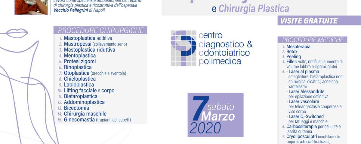 Open Day Chirurgia Plastica e Medicina Estetica